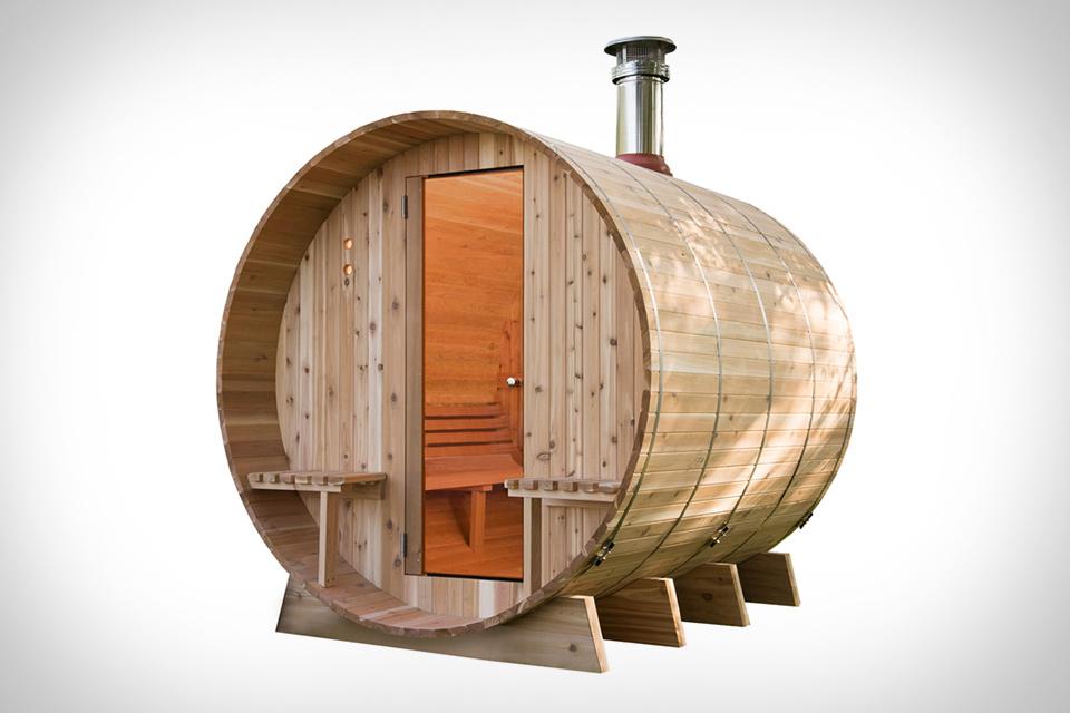 Grandview Barrel Sauna