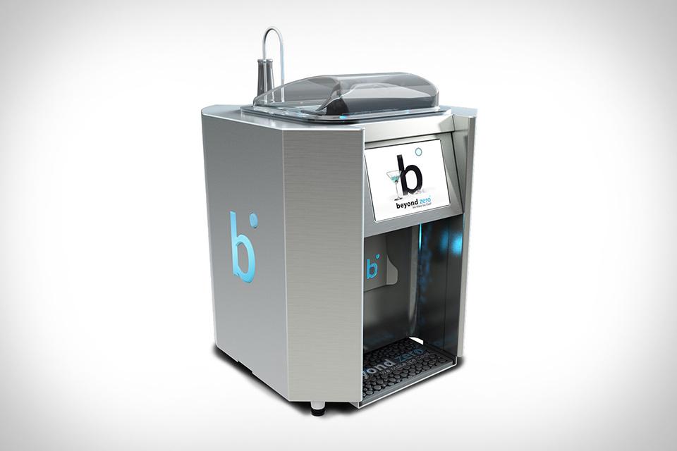 Beyond Zero Liquor Freezing System