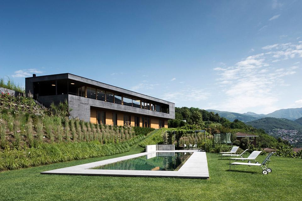 Comano Villa