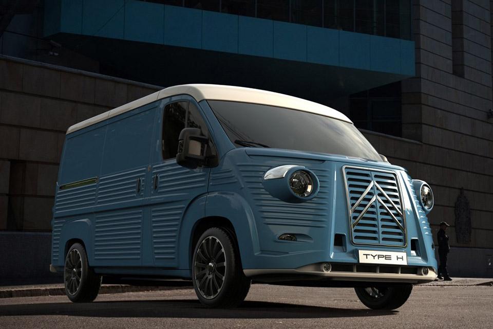 Citroen Type H 70th Anniversary Van