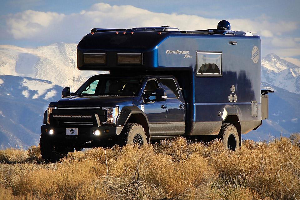 Earthroamer XV-LTS Adventure Camper