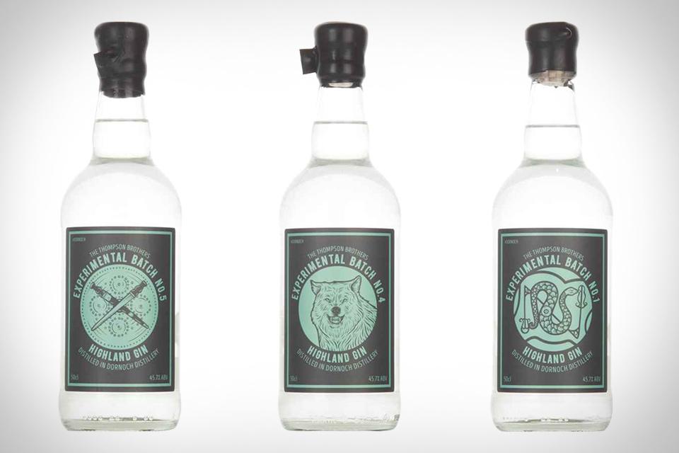 Dornoch Experimental Batch Gin