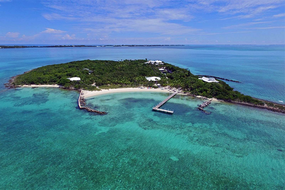 Foot's Cay Private Island