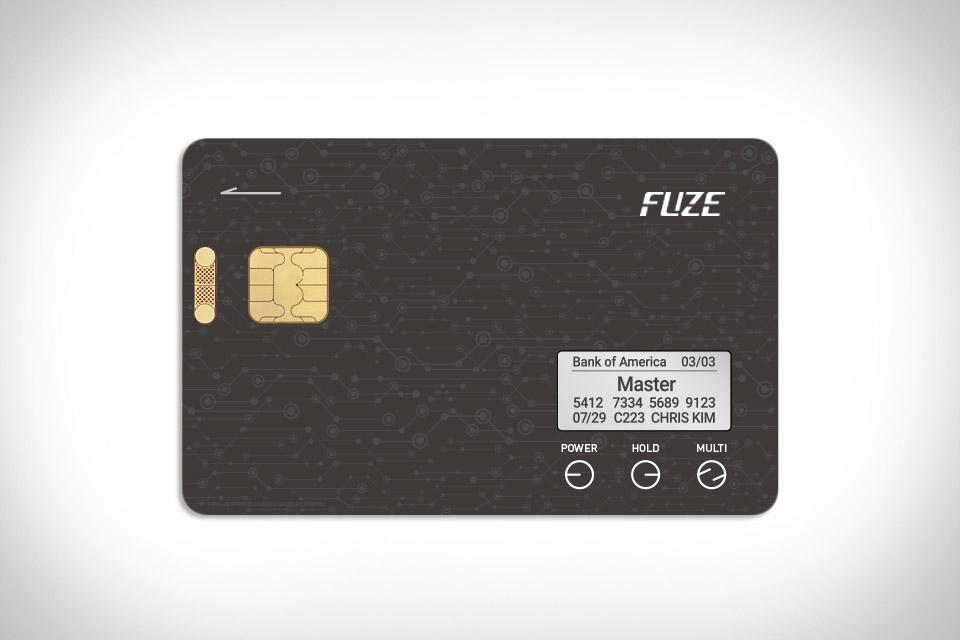 Fuze Smart Credit Card