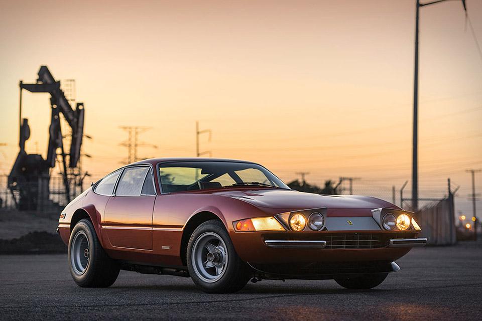 Bill Harrah's 1971 Ferrari 365 GTB/4 Daytona