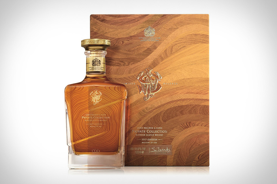 John Walker & Sons Mastery of Oak Whisky