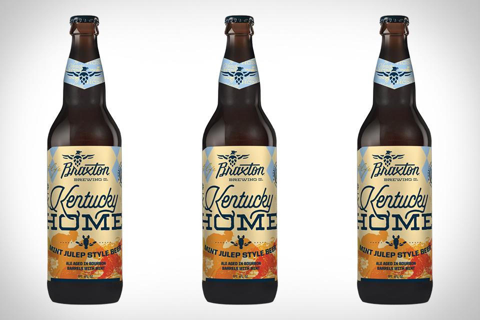 Braxton Brewing Kentucky Home Beer