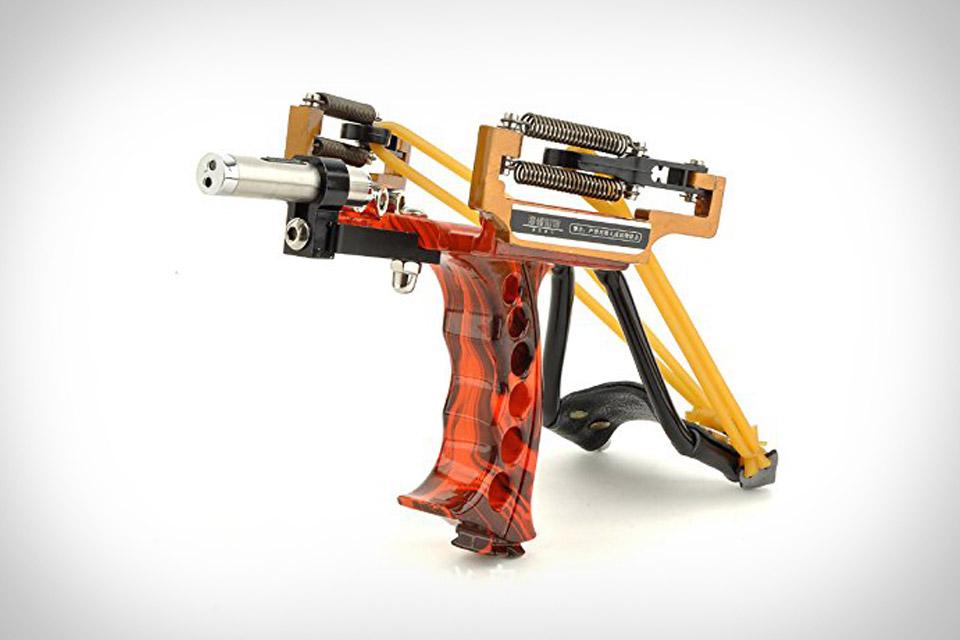 Assolar Laser Slingshot