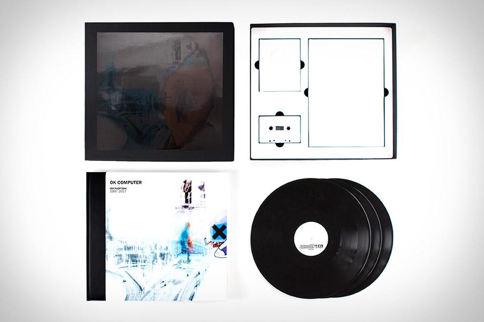 Radiohead OK Computer 20th Anniversary Edition