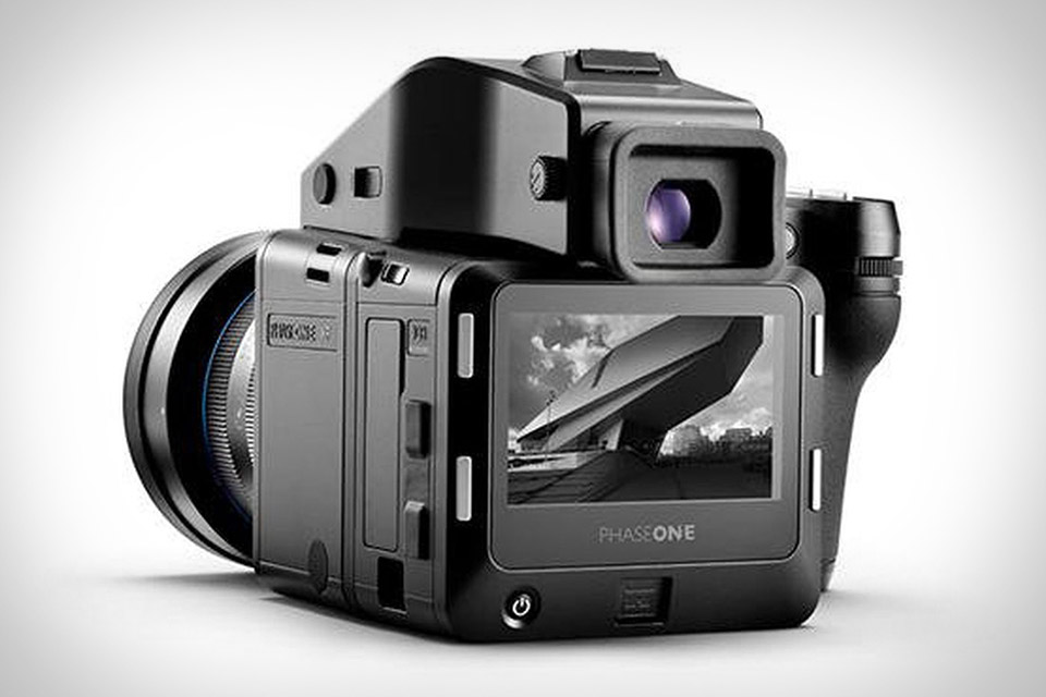 Phase One IQ3 Achromatic Camera