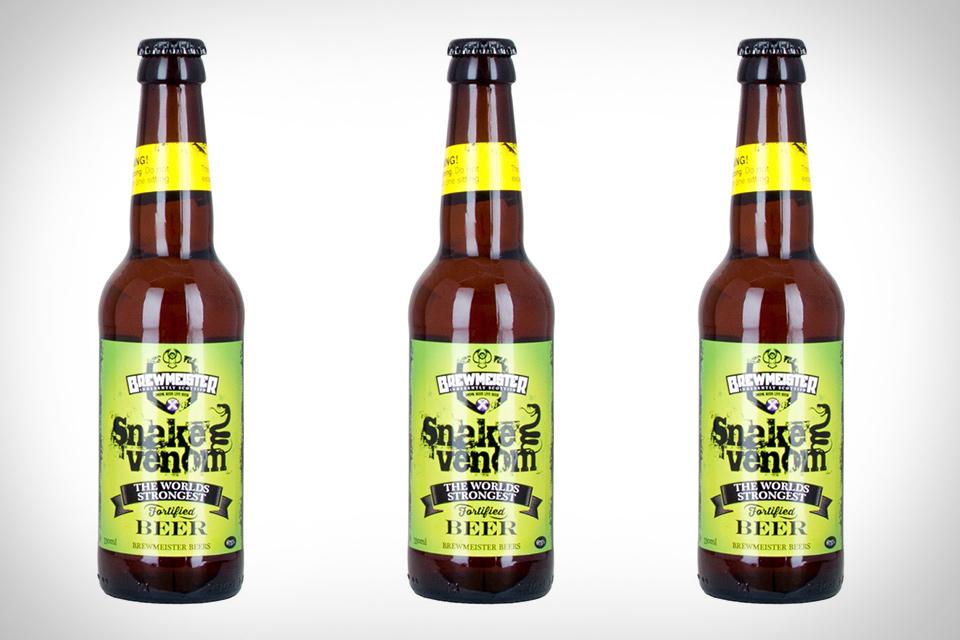 Brewmeister Snake Venom Beer
