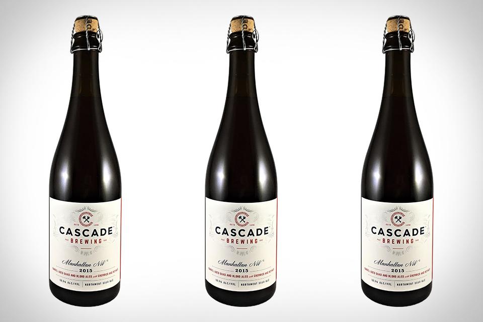 Cascade Brewing Manhattan NW Beer