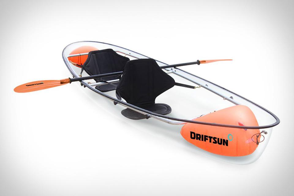 Driftsun Transparent Kayak
