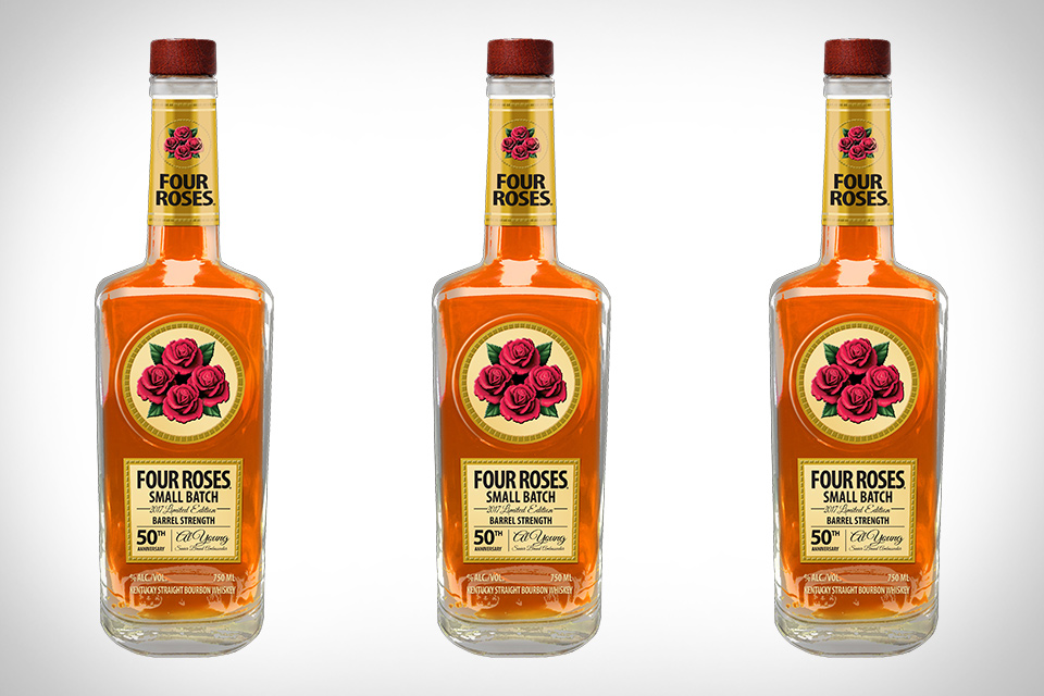 Four Roses 50th Anniversary Bourbon