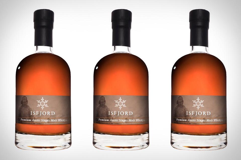 Isfjord Arctic Malt Whisky