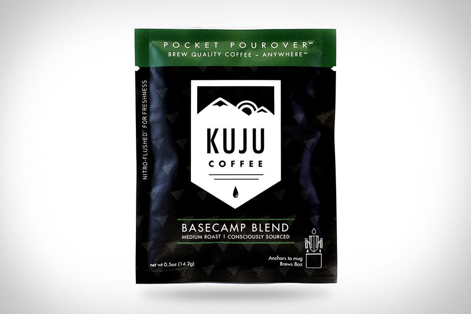 Kuju Pocket Pourover Coffee