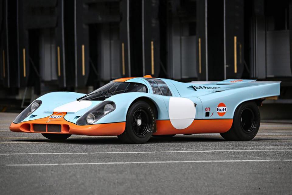 Barn Find Cars >> 1970 Porsche 917K Le Mans   Uncrate