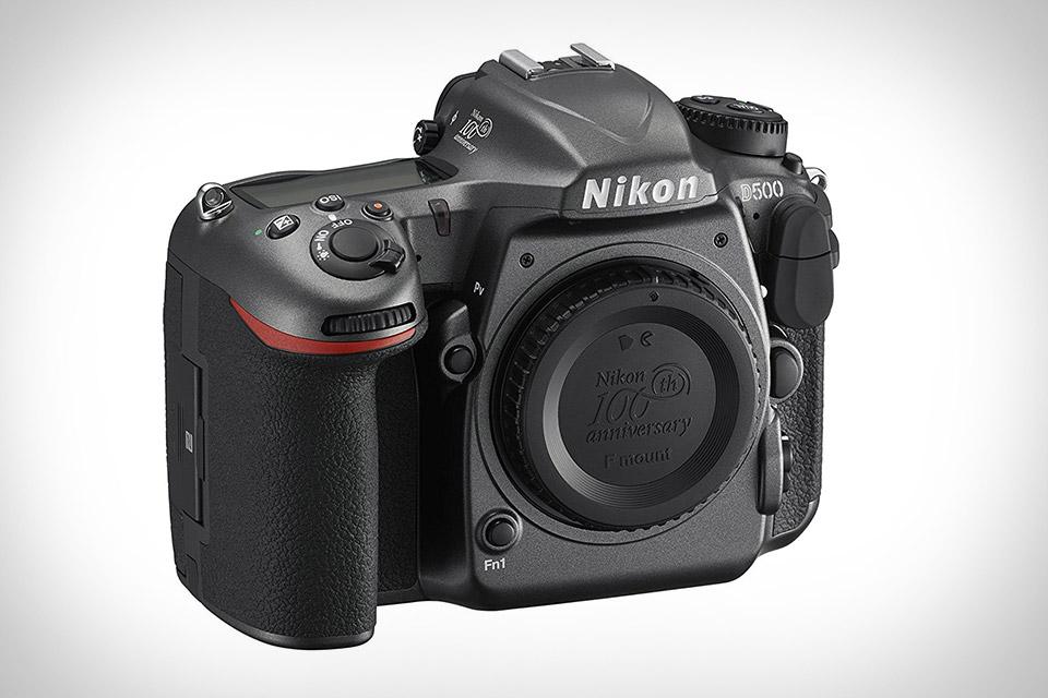 Nikon D500 100th Anniversary Camera
