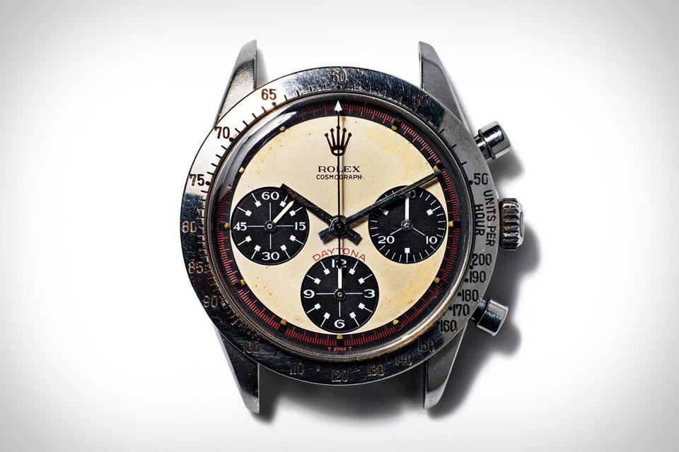 Paul Newman's Rolex Daytona Watch