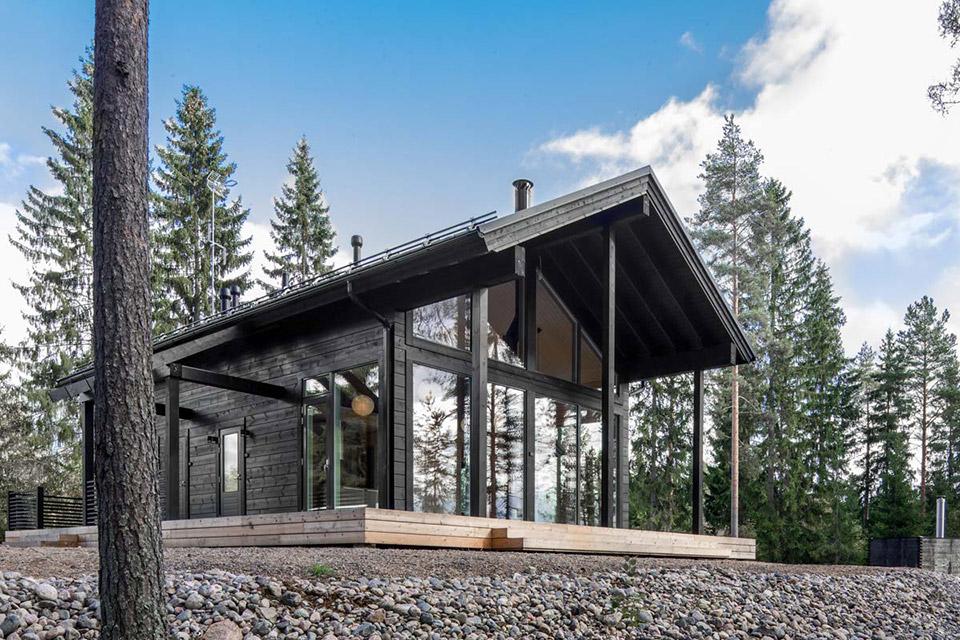 Pluspuu Log Cabins