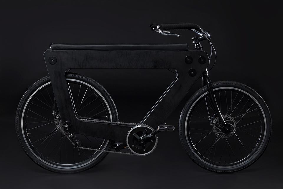 Revo Two-Seat Urban Bicycle