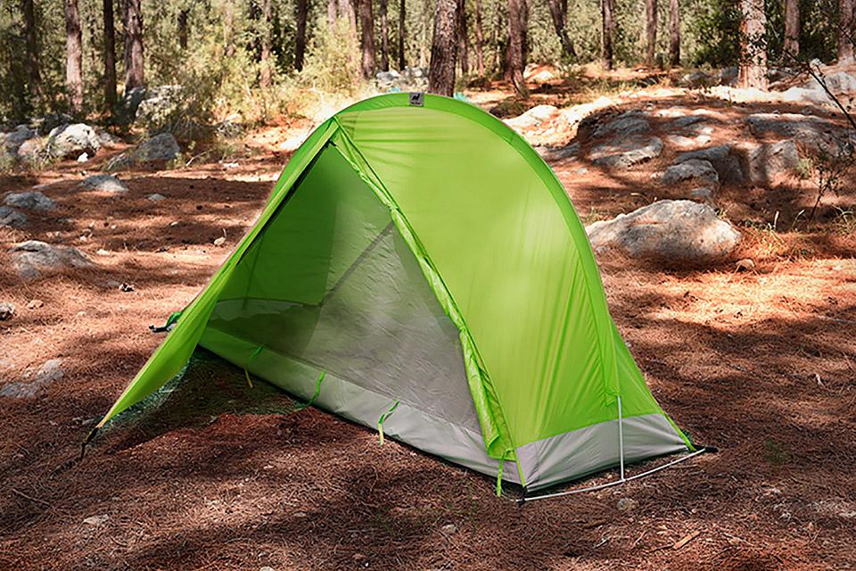 Gear & RhinoWolf Modular Tent | Uncrate