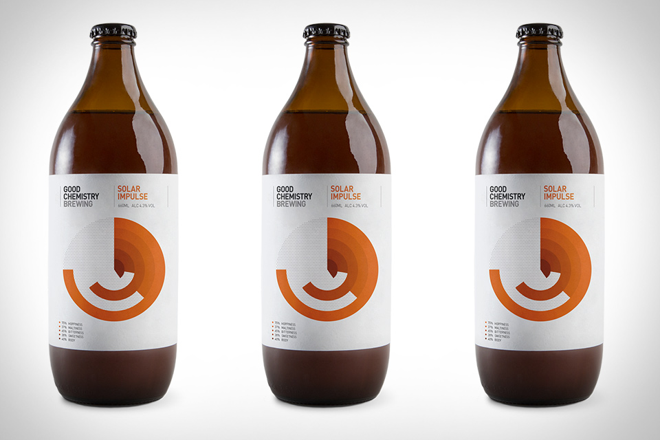 Good Chemistry Solar Impulse Beer