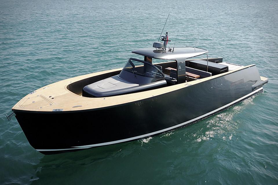 Alen 45 Day Boat