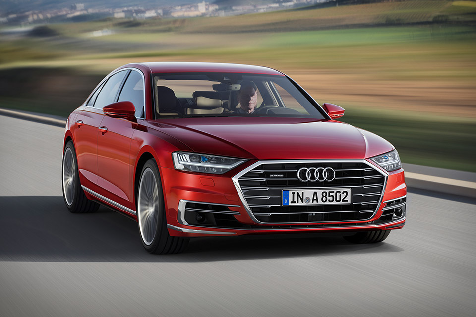 2018 Audi A8 Uncrate