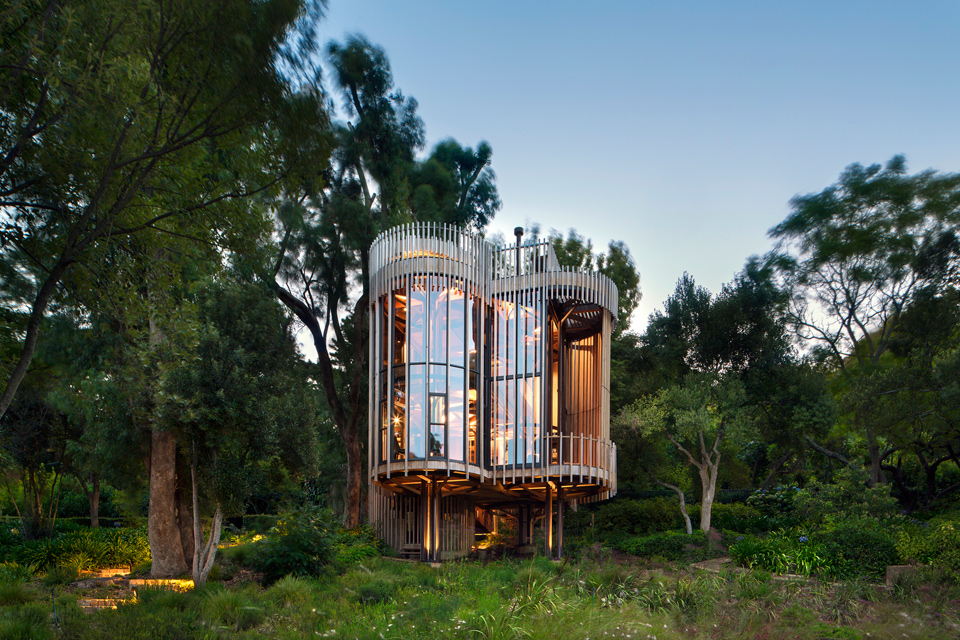 Cape Town Tree House Uncrate