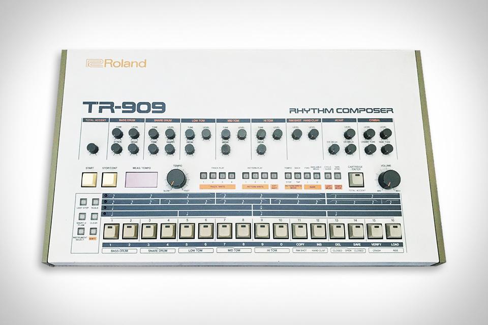 Daft Punk's Roland TR-909