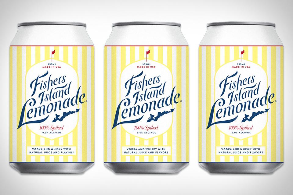 Fishers Island Lemonade