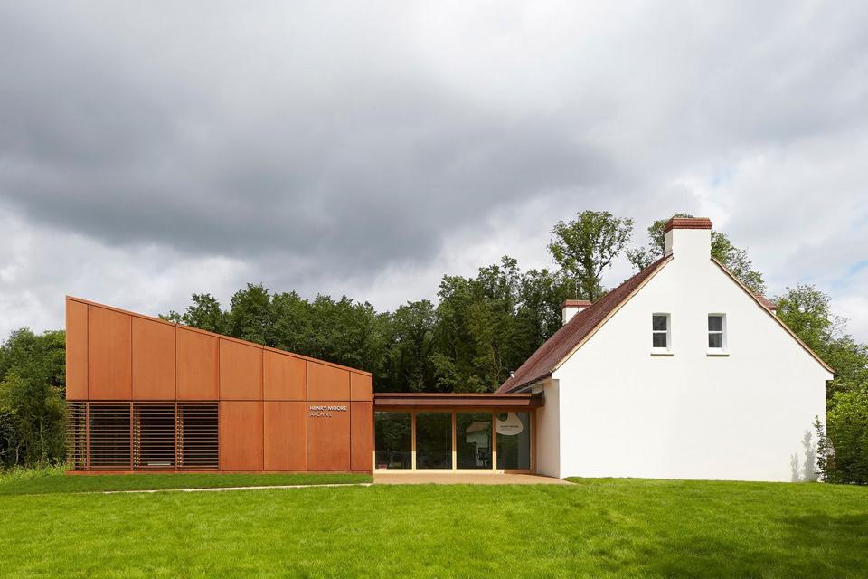 Henry Moore Studios