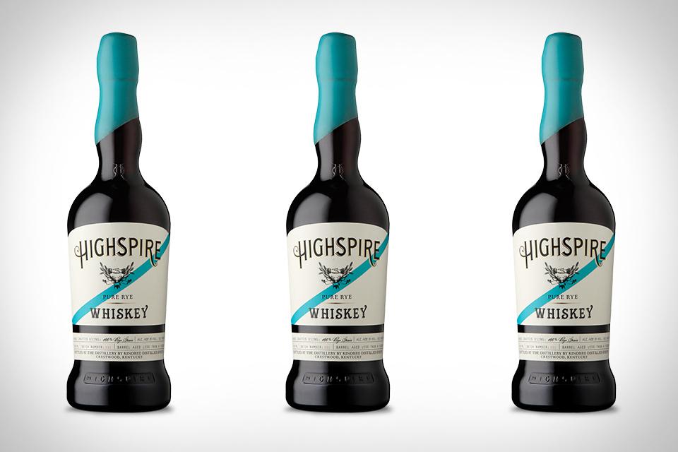 Highspire Rye Whiskey