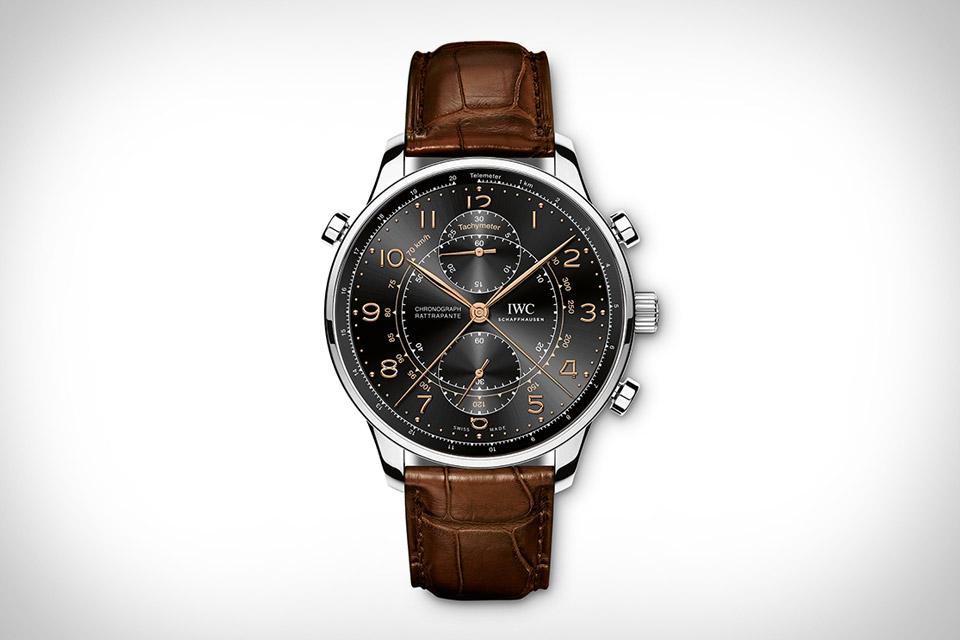 IWC Portugieser Chronograph Rattrapante Genève Watch
