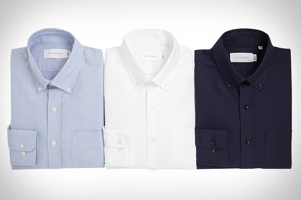 Mott & Bow Oxford Shirts