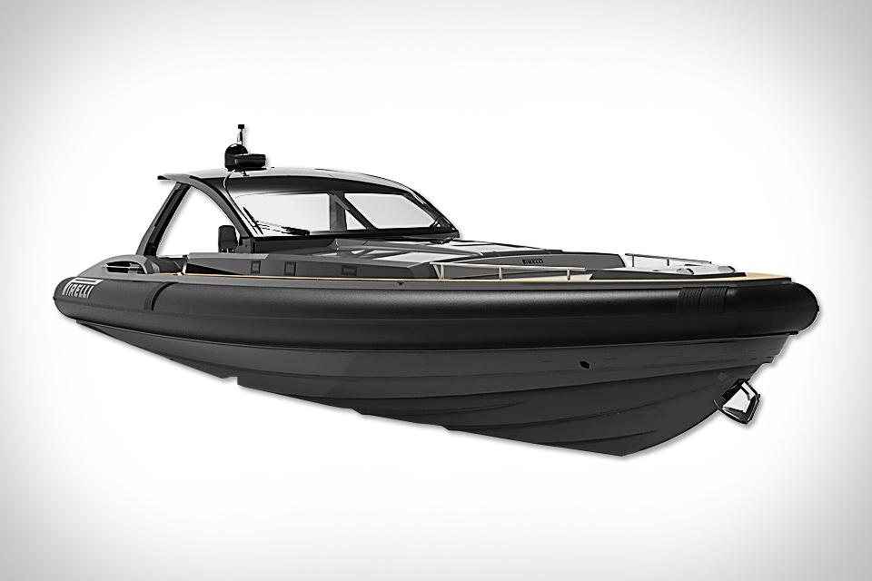 Tecnorib x Pirelli 1900 Boat
