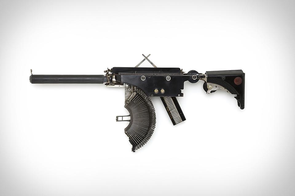 Typewriter Guns
