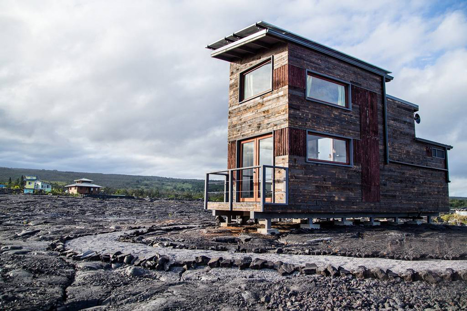 Volcano Mini House
