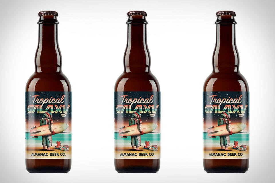 Almanac Tropical Galaxy Beer