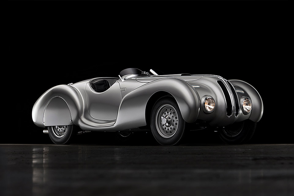 1940 BMW 328 Roadster