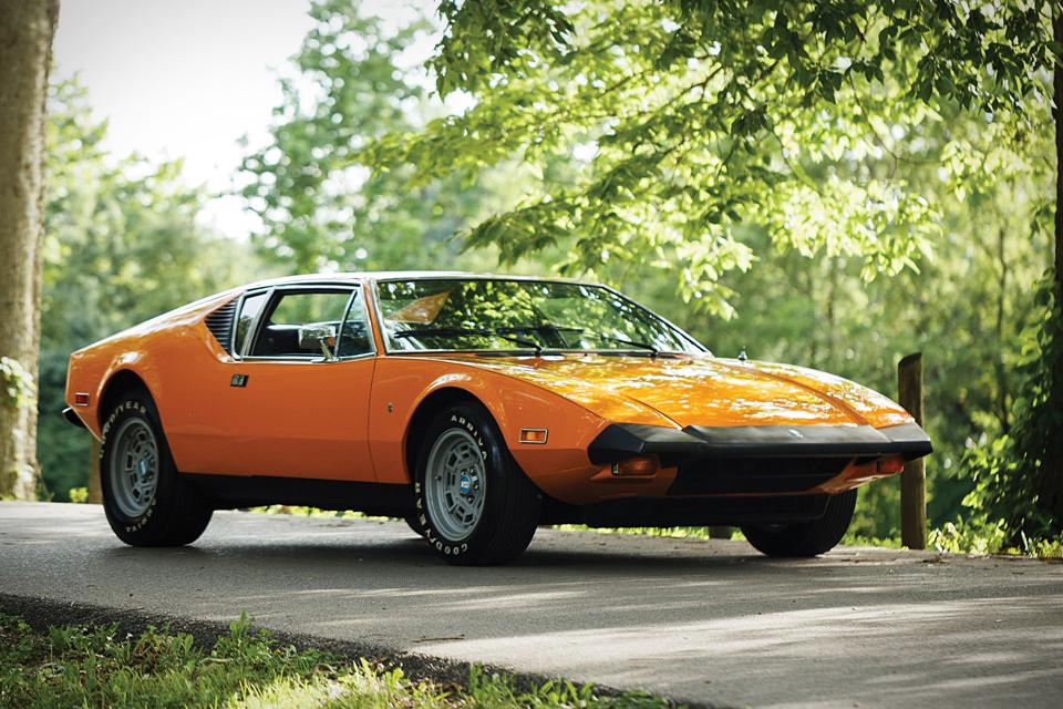 De Tomaso Pantera L >> 1974 De Tomaso Pantera L | Uncrate