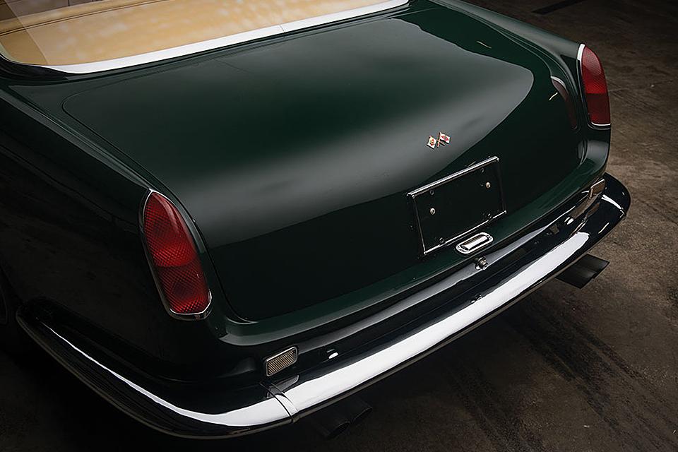 1959 Ferrari 410 Superamerica Series III rear