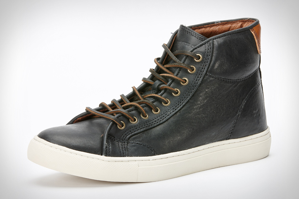 Frye Walker Midlace Sneaker