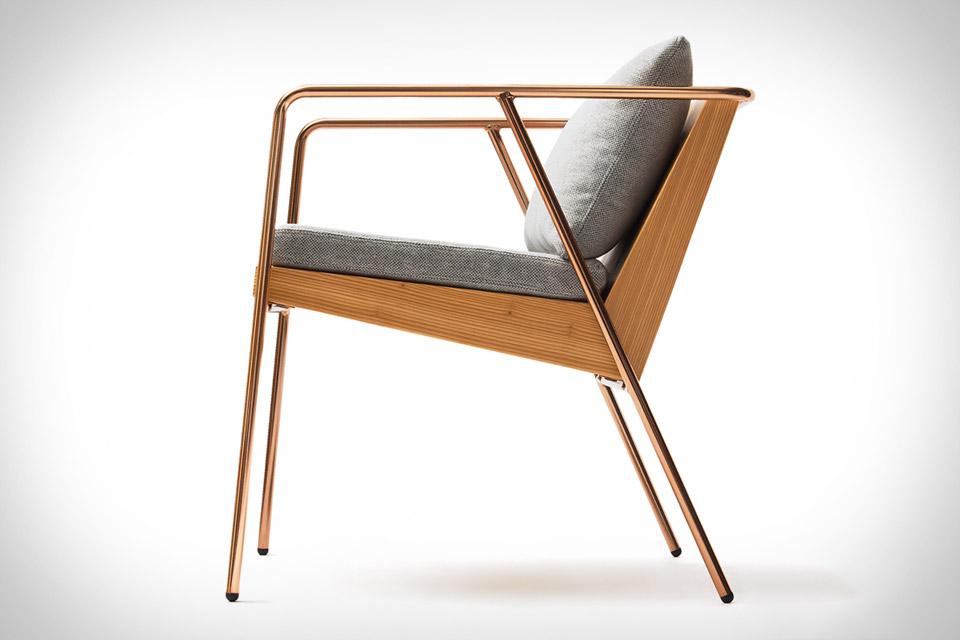 Fil Mass Series Dining Chair