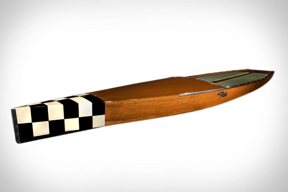 Fitzke Bootlegger Paddleboard