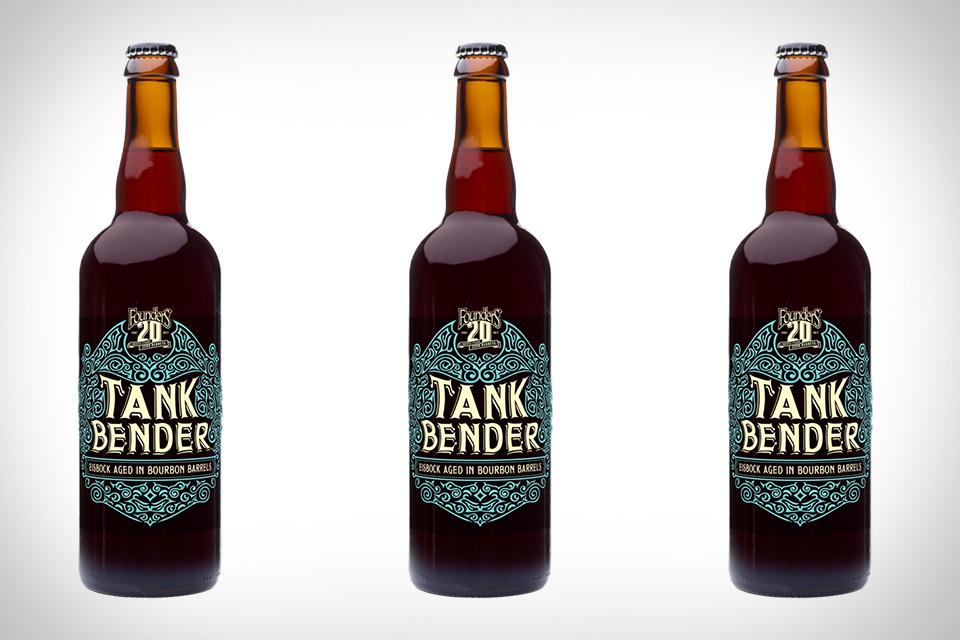 Founders Tank Bender Beer