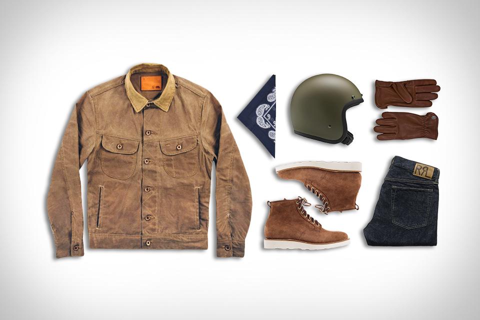 Kleidung: Fahrt