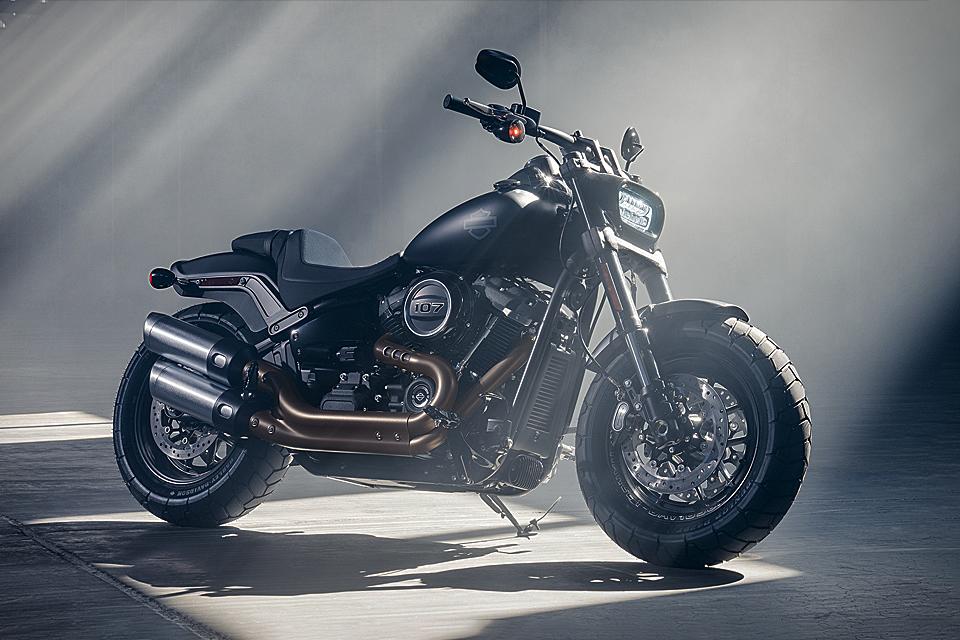 2018 Harley-Davidson Fat Bob | Uncrate