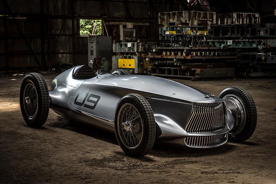 Infiniti Prototype 9 Race Car